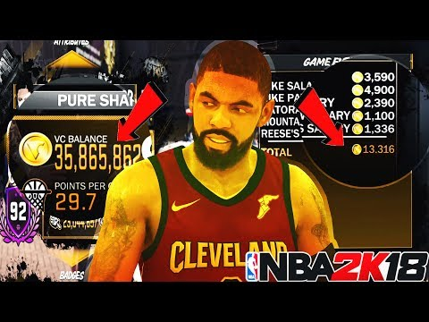 NBA 2K18 New VC Glitch After Patch 10 Super Easy Unpatchable❗️