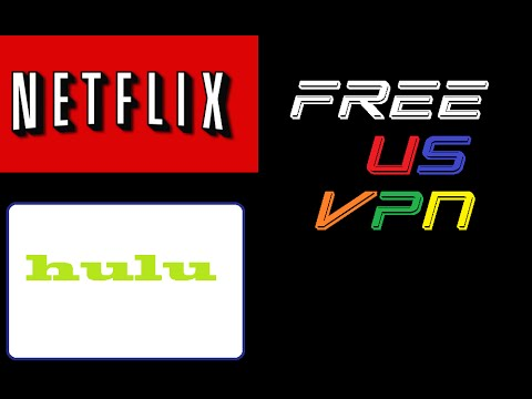 FREE US VPN FOR NETFLIX HULU & OTHERS IN Windows 10