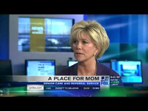 Q13 Fox News: Joan Lunden on kids, caring for her elderly mother