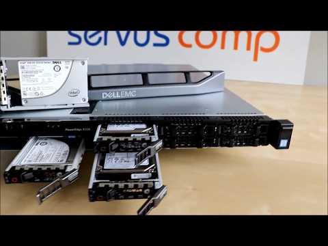 Serwer Dell EMC PowerEdge R330 rack 1U Servus Comp
