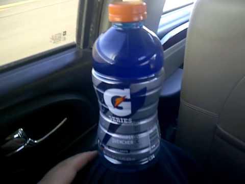 new gatorade bottle