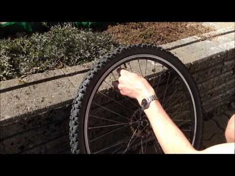 How to get Bicycle tire off the rim without tools (better)