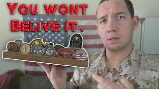 Military Challenge Coin - The Most RARE Of Them All