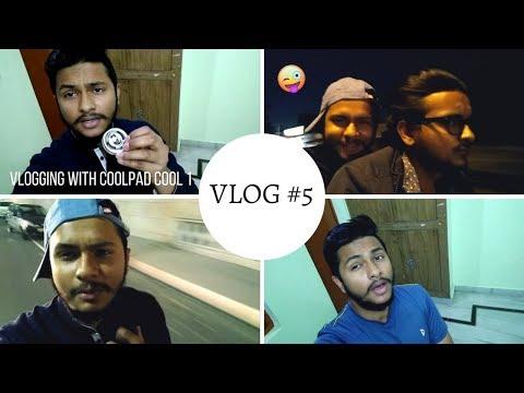 VLOG #5 : Black Panther in Inox RiverSide Mall | Vlogging in Night | Holi Night 2018