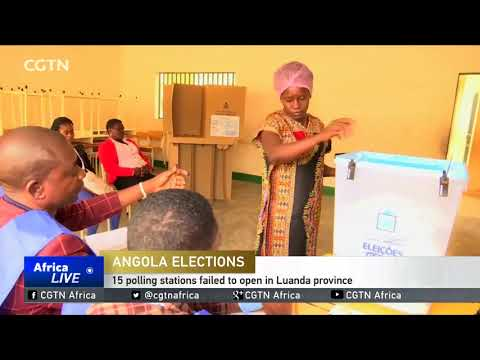 Angola Elections: Provisional results expected on Thursday or Friday
