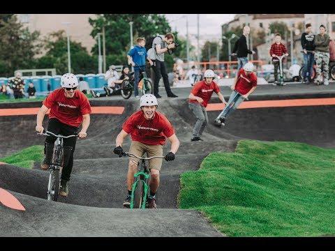 Riga Pump Track - Velosolutions