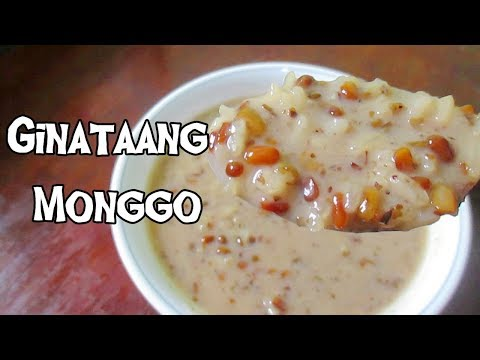 Ginataang Monggo Recipe