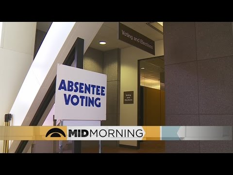 Early Voting Begins Friday!
