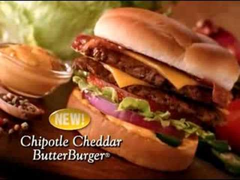 Culver's ad Chipotle Burger