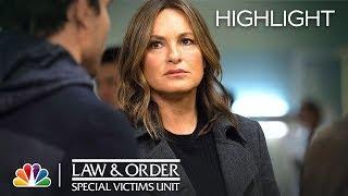 Benson Goes Rogue - Law & Order: SVU (Episode Highlight)