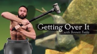 GRIP IT GOOD - Getting Over It with Bennett Foddy Gameplay