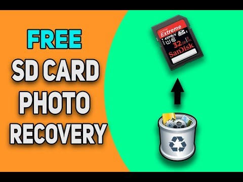 How to Recover Deleted Photos | FREE Photo Recovery for SD Card