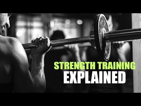 Strength training explained- Hindi with English subtitles