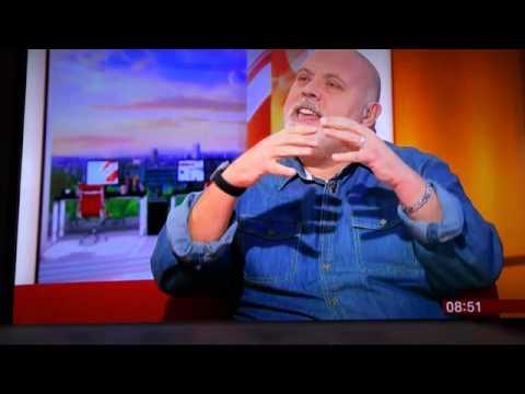 Mark Harris BBC Breakfast