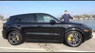 The 2019 Porsche Cayenne Turbo Is the Best Cayenne Ever