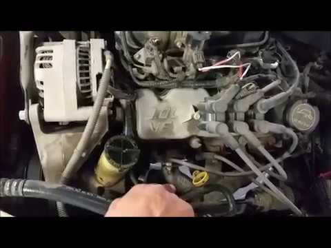 how to test a catalytic converter to see if its plugged.