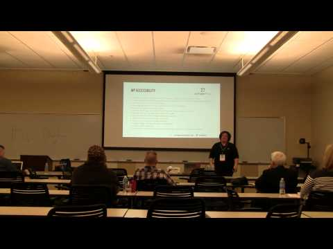 WCDayton 2014: Tips & Tricks to make sure your website is accessible by Angela Bergmann