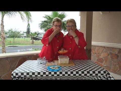 The Cooking Ladies RANCH CRACKERS