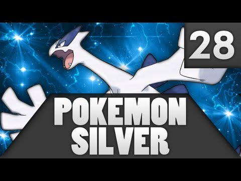 Pokemon Silver Walkthrough - Part 28 (A Long Trek Through the Ice Path)