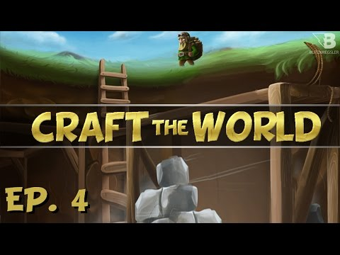 A Wonderful Bedroom! - Ep. 4 - Craft the World - Let's Play