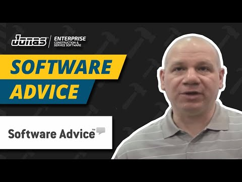 Software Advice: Jonas Software Executive Interview - CFMA 2011 Annual Conference