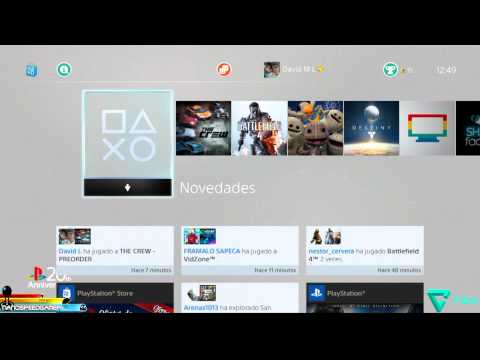 Playstation PS1 Theme on PS4 - New Startup Sound