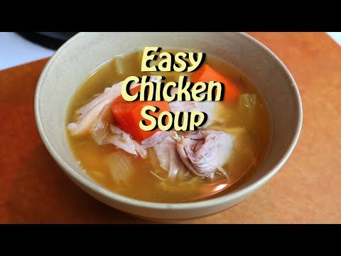 Easy Chicken Soup Easy Recipes Eps 85