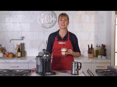 Brewing Coffee and Espresso with Nespresso VertuoLine | Williams-Sonoma