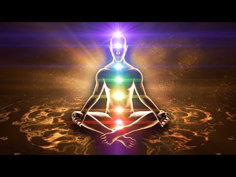 AWAKEN The KUNDALINI ENERGY With The VIBRATION of The Fifth Dimension 432Hz Miracle Meditation Music