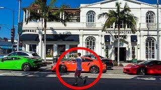 WTF...Car Spotter TROLLS the Dobre Brothers