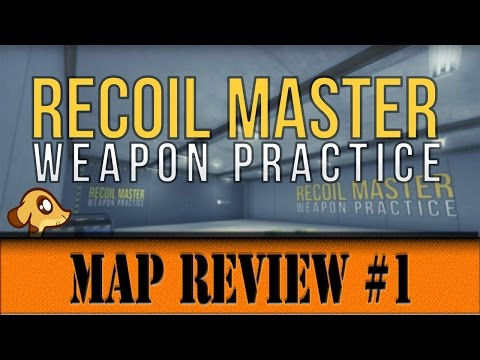 MAP REVIEW #1 ★ RECOIL MASTER / IMPROVE YOUR SPRAY CONTROL