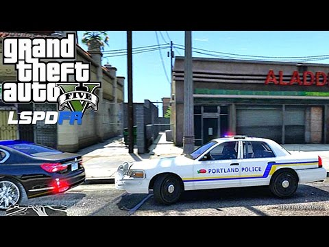 GTA 5 LSPDFR 0 3 1 - EPiSODE 83 - LET'S BE COPS - CITY PATROL (GTA 5
