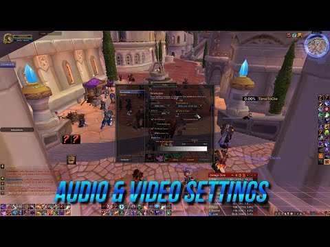 World Of Warcraft FPS FIX TIPS TUTORIAL