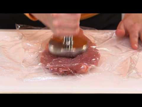 Stuffing a Pork Tenderloin