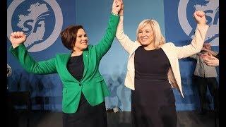 Mary Lou McDonald elected as president of Sinn Fein