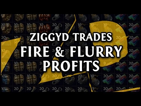ZIGGYD TRADES: How I Made Currency on Day 2 of Breach - Path of Exile Trading Guide