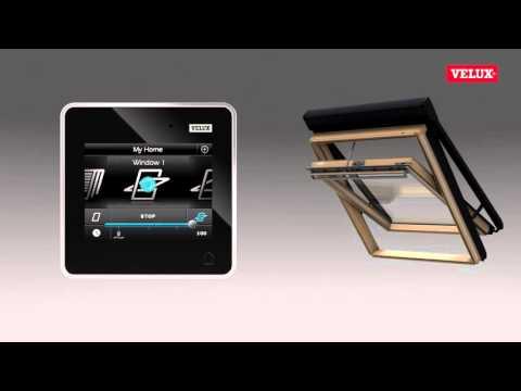 Velux Electric Windows Integra Control Pad