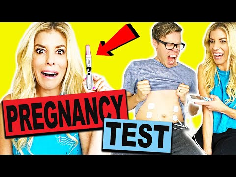 Live Pregnancy Test and Pregnancy Simulator (Emotional)