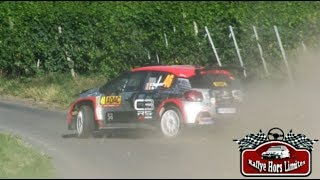 WRC ADAC Rallye Deutschland 2018 [Best of] - Jump, Mistakes, Attack & Flat out