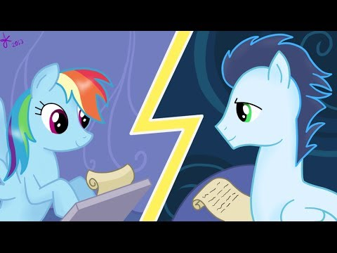The Letters that Drew them Together [MLP:FIM FanFic Adaptation]