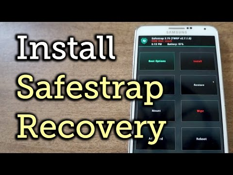 Install a Custom Recovery on Your Bootloader-Locked Samsung Galaxy Note 3 [How-To]