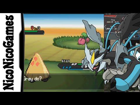 Pokemon Black 2 #3 - Cherubi of Time
