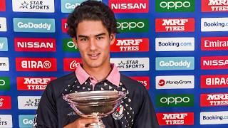 ICC U19 CWC: Japan U19 captain Marcus Thurgate press conference