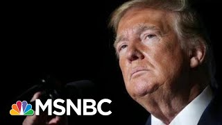 Flashback: Sharpiegate Is Not The First Time Trump Made False Weather Claims | The 11th Hour | MSNBC