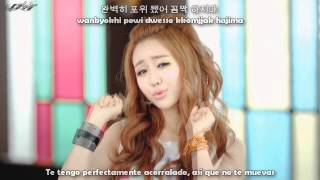 Dal★shabet - Mr Bang Bang [Sub español + Rom + Hangul] + MP3 Download