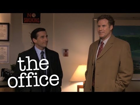 Michael Meets Deangelo  - The Office US