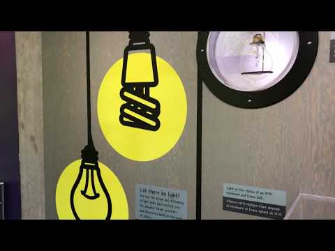 Light bulbs 💡Learning about Lightbulbs 💡Ontario Science Centre 😀 Kids Love To Learn New Things