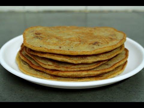 Banana Pancake | Easy Pancake Recipe