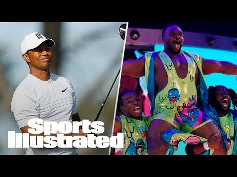 Tiger Woods' Performance At The Masters, The New Day Talks WrestleMania | LIVE | Sports Illustrated