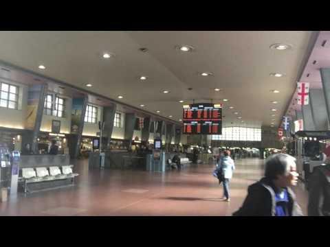 Gare Central, Montréal 2017-05-13